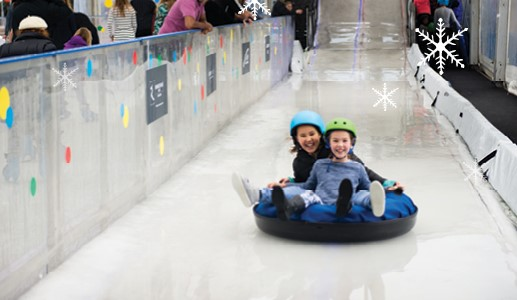 Ice Slide Hire